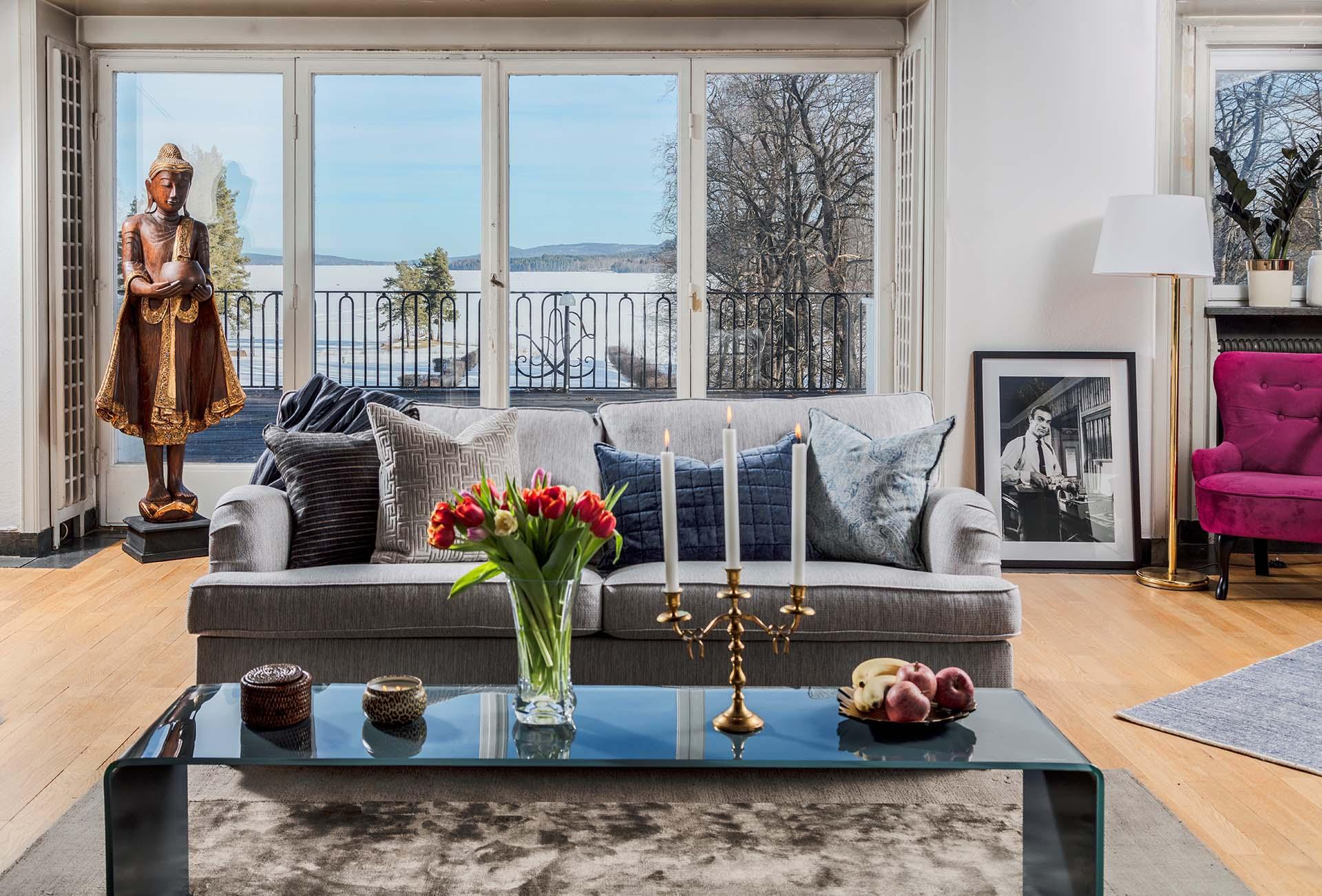 Lounge-saloneb Kilafors Herrgård
